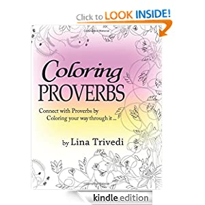 Post Thumbnail of Coloring Proverbs - A Coloring Book Journal: Connect With Proverbs By Coloring Your Way Through It! (Volume 1)