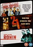 The Usual Suspects / 21 Grams / Ronin [DVD]