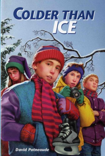 Colder Than Ice (Albert Whitman Prairie Books) PDF