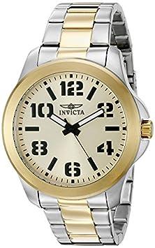 buy Invicta Men'S 21441Syb Specialty Analog Display Quartz Two Tone Watch