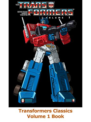 Clip: Transformers Classics Volume 1 Book