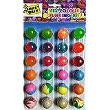 Crazy Bouncy Jumping Balls Set (24 Crazy Balls)