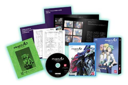 エウレカセブンAO -ユングフラウの花々たち- GAME&OVA Hybrid Disc (初回限定生産版)