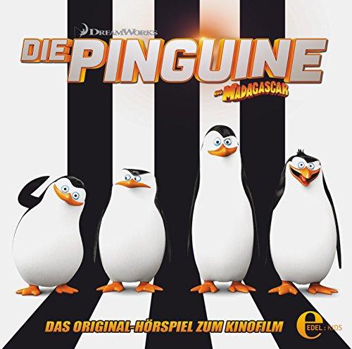 Die Pinguine aus Madagascar (Das Original-Hörspiel zum Kinofilm) hier kaufen