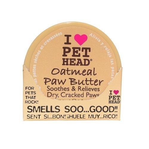 Pet Head Oatmeal Natural Paw Butter, 2-Ounce