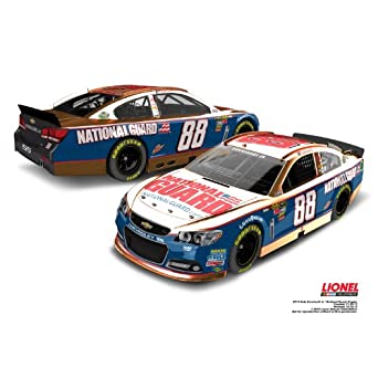 Lionel Racing Dale Earnhardt #88 National Guard 2013 Chevy SS NASCAR ARC HOTO Die... by Lionel Racing