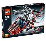 Technic - Rettungshubschrauber - 8068 + Technic - Mini-Kipplaster - 8065