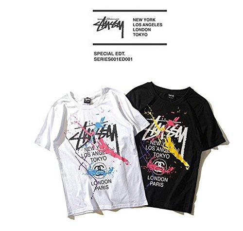 STUSSY ( ステューシー ) WORLD TOUR TEE 通販 メンズ ストリート 半袖 Tシャツ 半袖Tシャツ カジュアル [並行輸入品]