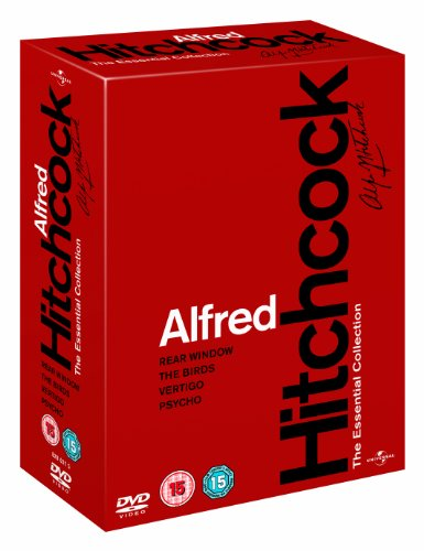 Alfred Hitchock - Essential Collection [DVD]