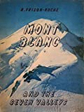 img - for Mont Blanc and the seven valleys ([Les Beaux pays]) book / textbook / text book