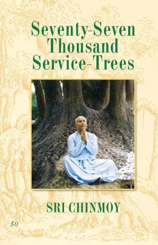 Sri Chinmoy - 77,000 Service-Trees 50