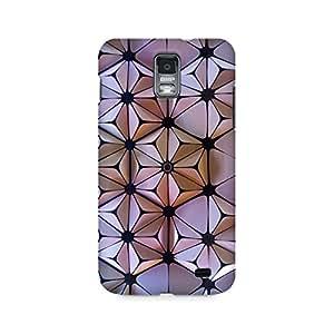 Mobicture Pattern Premium Designer Mobile Back Case Cover For Samsung S2 I9100/9108