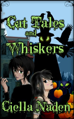 Book: Cat Tales and Whiskers by Ciella Naden
