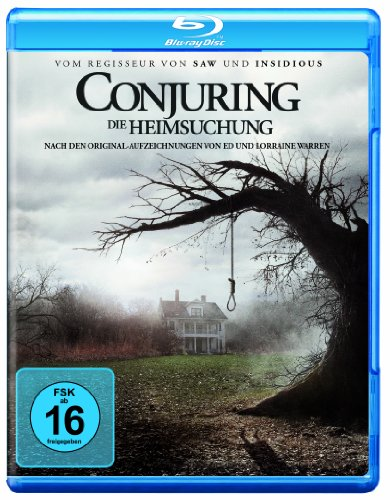 BD * Conjuring - Die Heimsuchung [Blu-ray] [Import anglais]