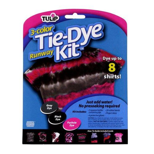 Tulip 3 Color Runway Tie Dye Kit