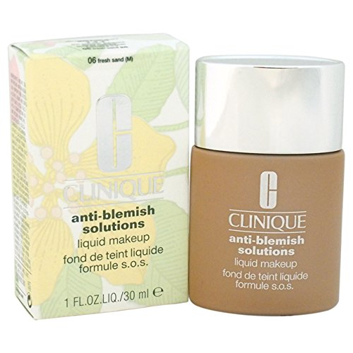 Clinique Anti-Blemish Solutions Liquid Makeup n. 06 fresh sand