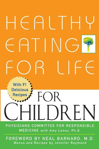 Healthy Eating For Life For Children front-21014