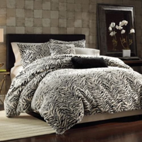 Faux Fur Duvet Cover back-680798