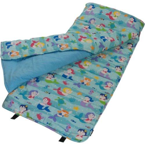 Wildkin Olive Kids Mermaids Nap Mat