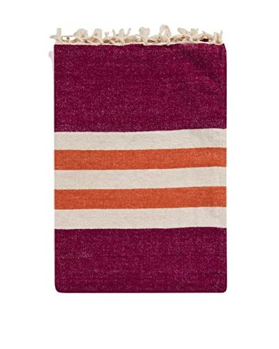 Surya Troy Throw, Plum