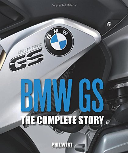 BMW GS: The Complete Story
