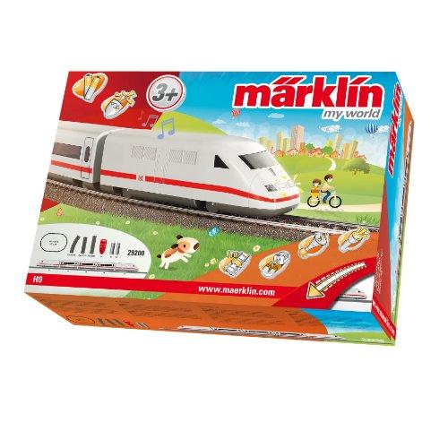 Mrklin-29200-Startpackung-ICE-mit-Batterieantrieb
