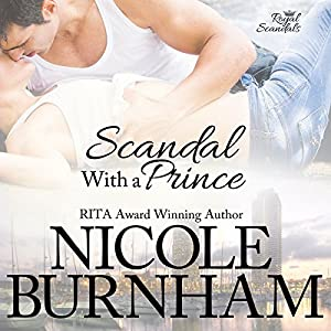 Scandal With a Prince Audiobook