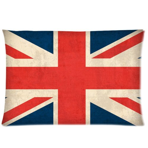desertcart Oman: British Flag Pillow Case | Buy British Flag Pillow ...