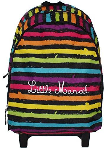 Little Marcel , Zaino Casual  Multicolore multicolore 47