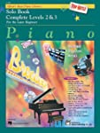 Alfred's Basic Piano Library Top Hits...