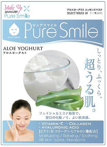 Pure Smile シートマスク 30枚セット アロエヨーグルト