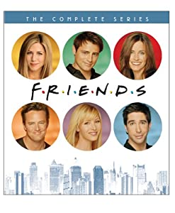 Friends: The Complete Series by Warner Home Video