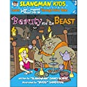 Slangman's Fairy Tales: English to Hebrew, Level 3 - Beauty and the Beast (       UNABRIDGED) by David Burke Narrated by David Burke