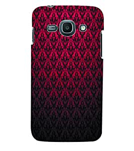 ColourCraft Coloured Pattern Back Case Cover for SAMSUNG GALAXY ACE 3