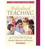 img - for [ Multicultural Teaching: A Handbook of Activities, Information, and Resources[ MULTICULTURAL TEACHING: A HANDBOOK OF ACTIVITIES, INFORMATION, AND RESOURCES ] By Tiedt, Pamela L. ( Author )Jul-01-2009 Paperback book / textbook / text book