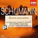 echange, troc  - Schumann : Oeuvres pour Piano (Coffret 5 CD)