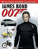 James Bond Ultimate Sticker Collection (James Bond Sticker Books)