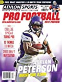 2013 Athlon Sports NFL Pro Football Magazine Preview- Minnesota Vikings Cover at Amazon.com