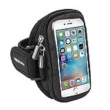 Amazon.co.jpMOREZONE iPhone6/6S ランニング アームバンド ウォーキング ジョギング ケース ヘッドフォンホルダー付 5.1インチ スマホ用 収納ポケット付