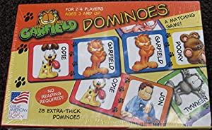 Garfield Dominoes