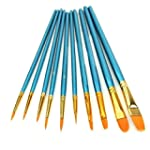 HeroNeo� 10Pcs Artists Paint Brush Se...
