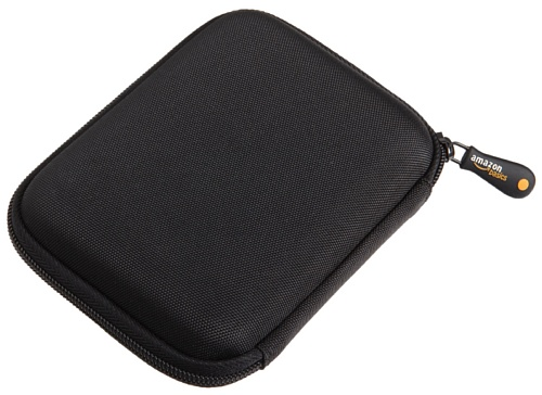AmazonBasics Hard Carrying Case for My Passport Essential - Black