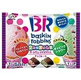サーティーワンアイスクリーム チョコレート 2つの美味しさ ベリーベリーストロベリー・ポッピングシャワー 6袋