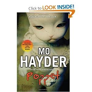Poppet (Jack Caffery) - Mo Hayder