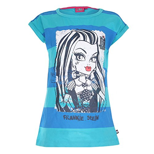 Monster High Frankie Stein Kids T-Shirt - Blue/Teal