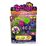 Zoobles Single Pack Hairdoodles Collection: Zoey #206
