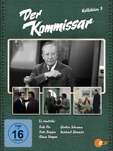 Der Kommissar: Kollektion 3, Folgen 50-73 [7 DVDs]