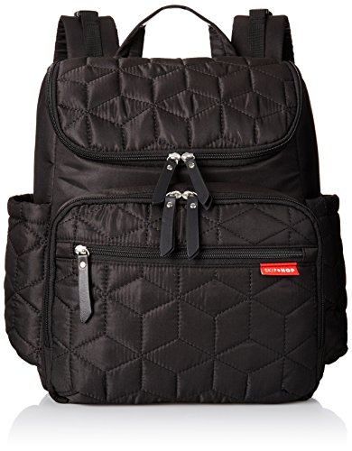 Skip Hop FORMA Backpack - Black