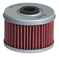 K&N KN-113 Honda Powersports High Performance Oil Filter by K&N
