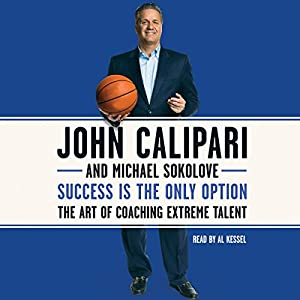 Success Is the Only Option Audiobook